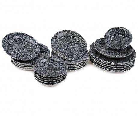 Set de masa 24 piese Stone