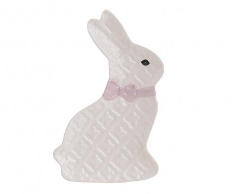 Platou Rabbit White