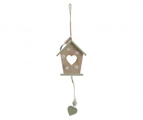 Decoratiune suspendabila Bird House  Love