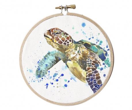Decoratiune de perete Turtle