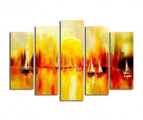 Set 5 tablouri Shine