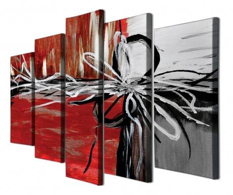 Set 5 tablouri Knot