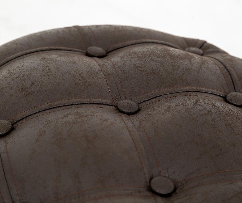 Podnóżek diYana Vintage Brown