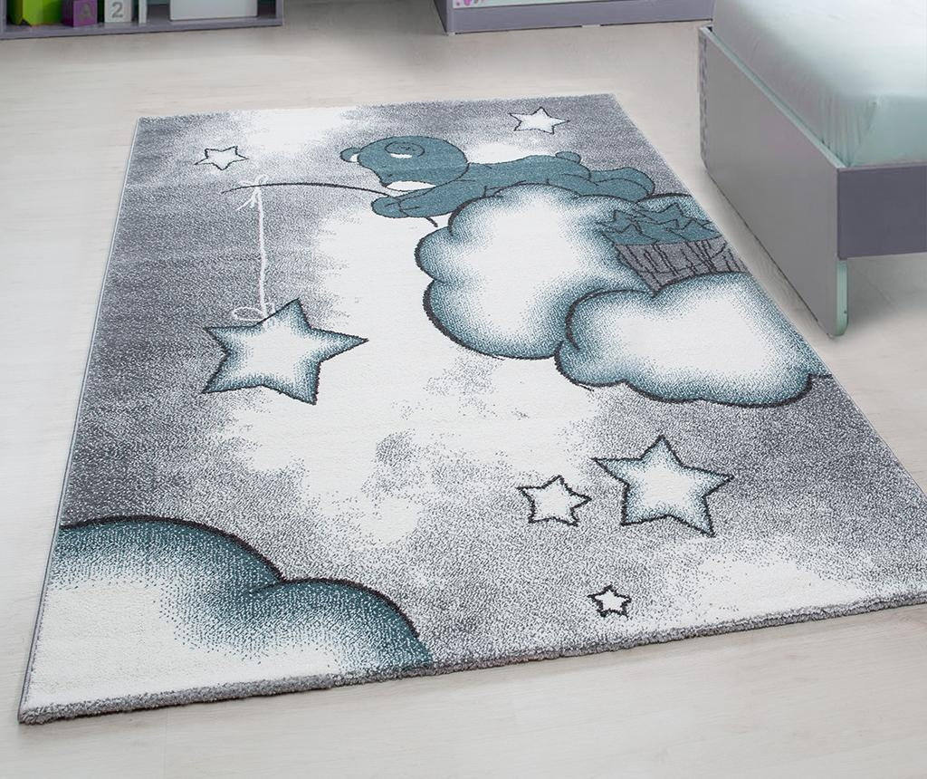 Teddy Bear Blue Szőnyeg 120x170 cm