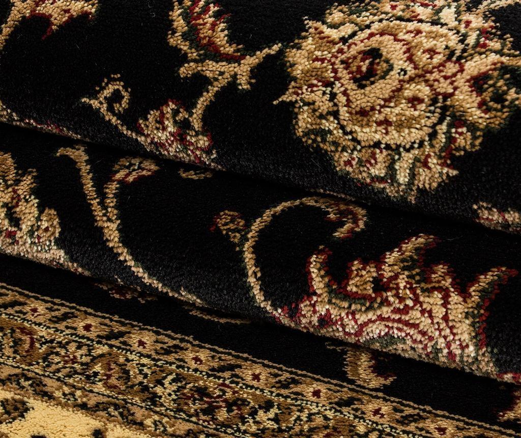 Tepih Marrakesh Badran Black 200x290 cm
