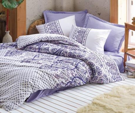 Спално бельо King Ranforce Vesta Lilac