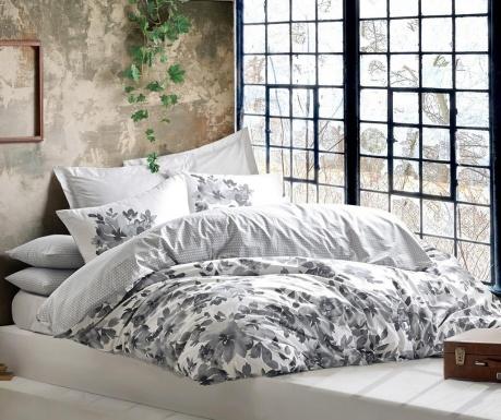Спално бельо King Ranforce Volante Grey