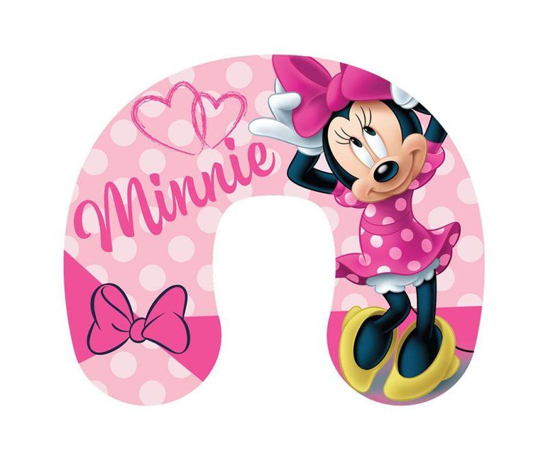 Poduszka podróżna dla dzieci Minnie Bow