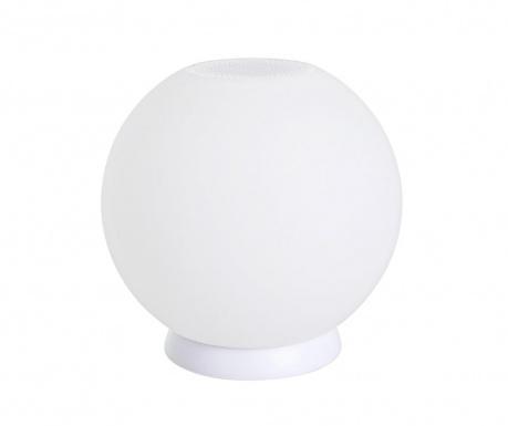 Prenosni zvočnik z LED lučko Cube Round