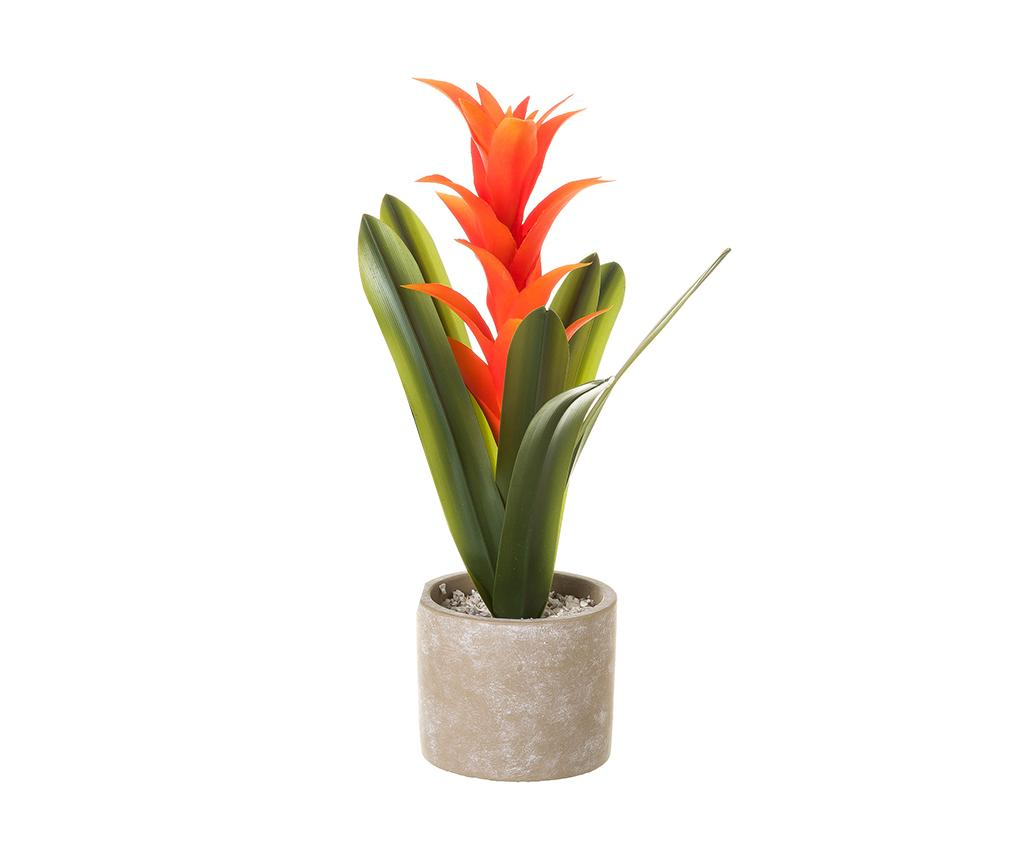 Floare artificiala in ghiveci Jemima Paloma - Casa Selección