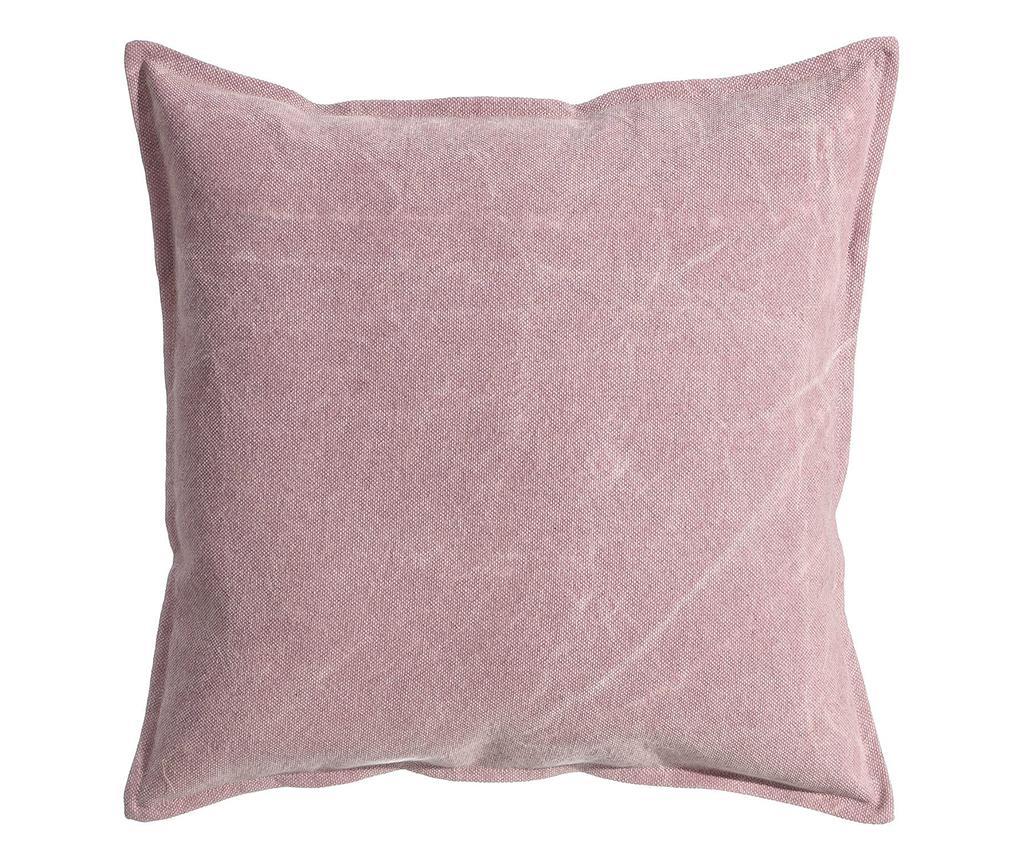 Perna decorativa Anette Light Pink 60x60 cm - Ixia, Roz