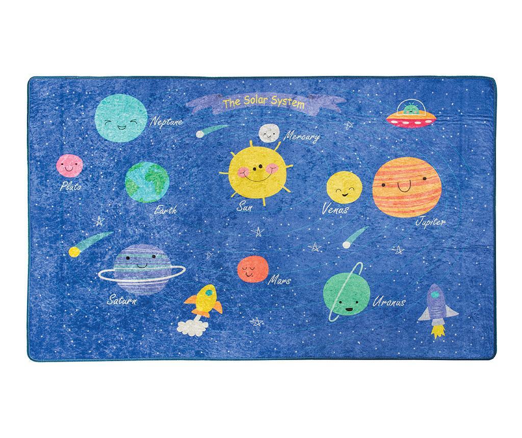 Covor Space Multicolor
