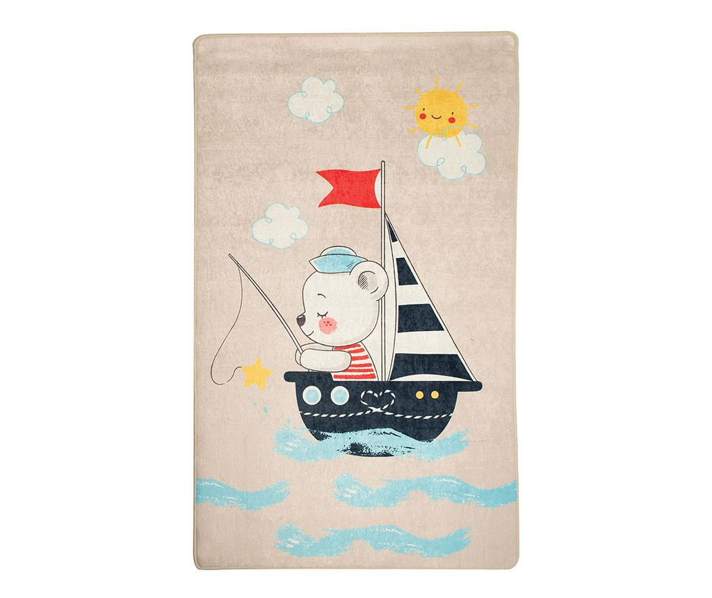 Covor Sailor 140x190 cm - Chilai, Multicolor