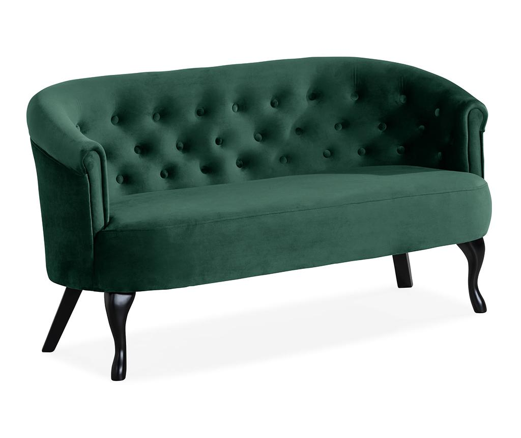 Sofa Madalina Dark Green Verde - 6223