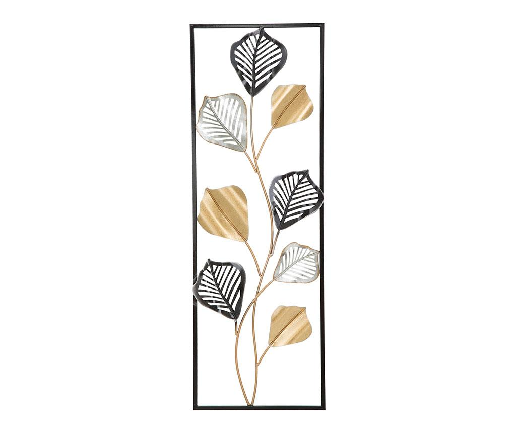 Decoratiune de perete Tex Mood - Mauro Ferretti, Galben & Auriu