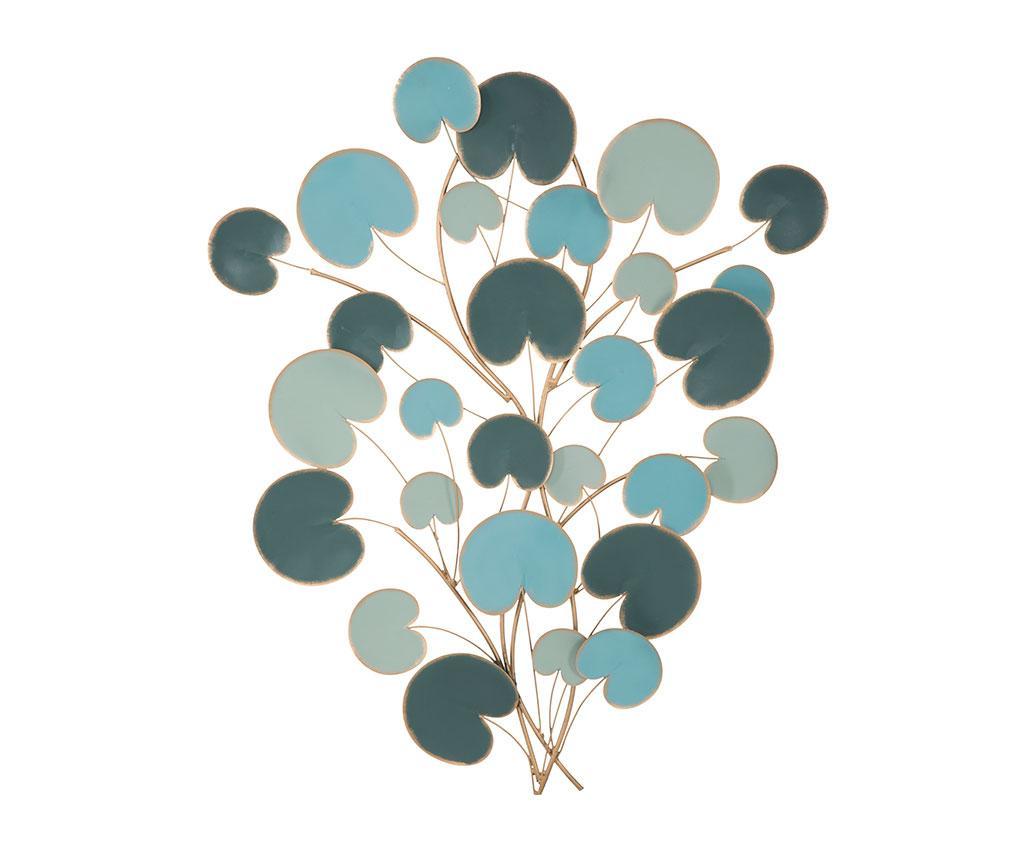 Decoratiune de perete Apple Shapes - Mauro Ferretti, Galben & Auriu