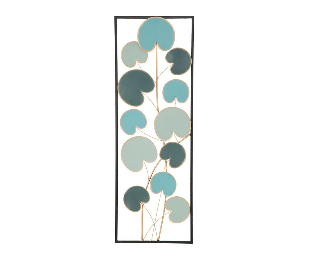 Decoratiune de perete Apple Frame Eclectic - Mauro Ferretti, Galben & Auriu