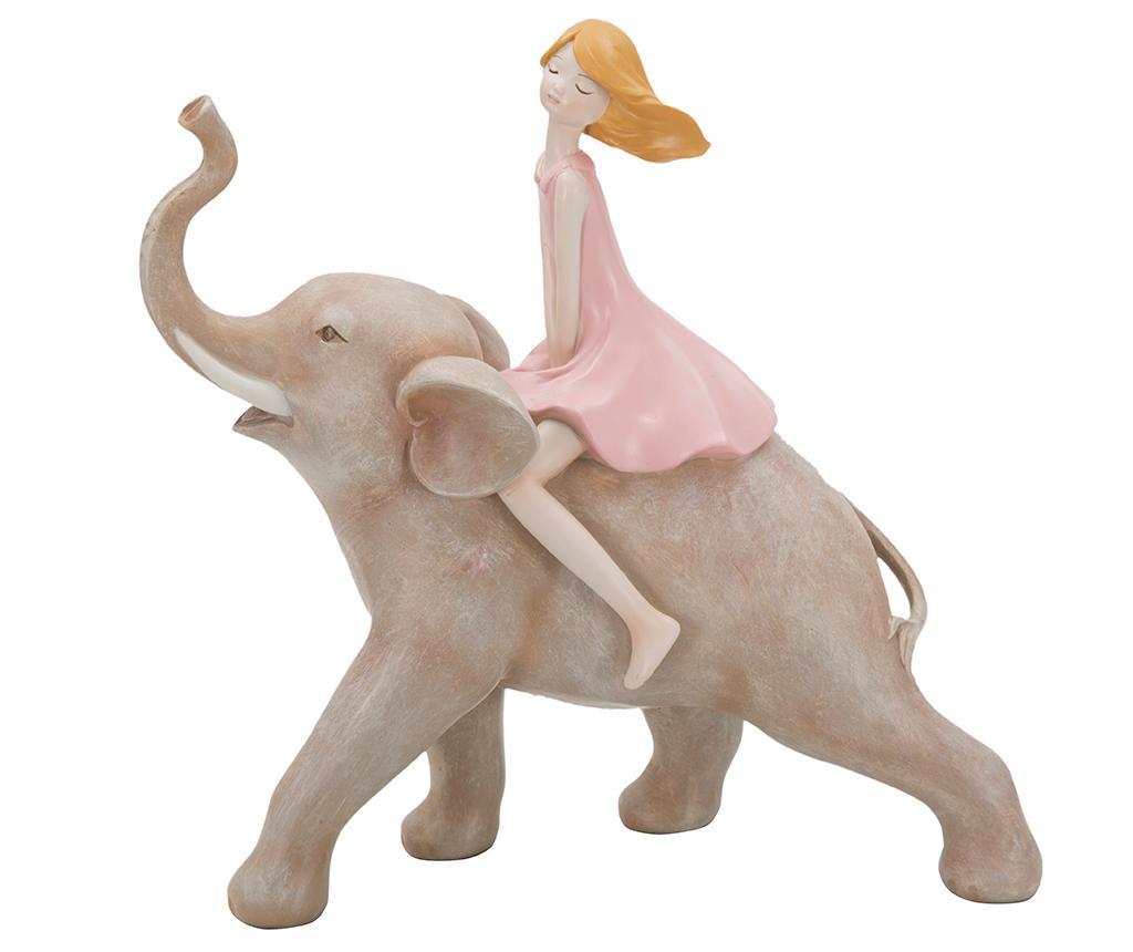 Decoratiune Dolly On Elephant