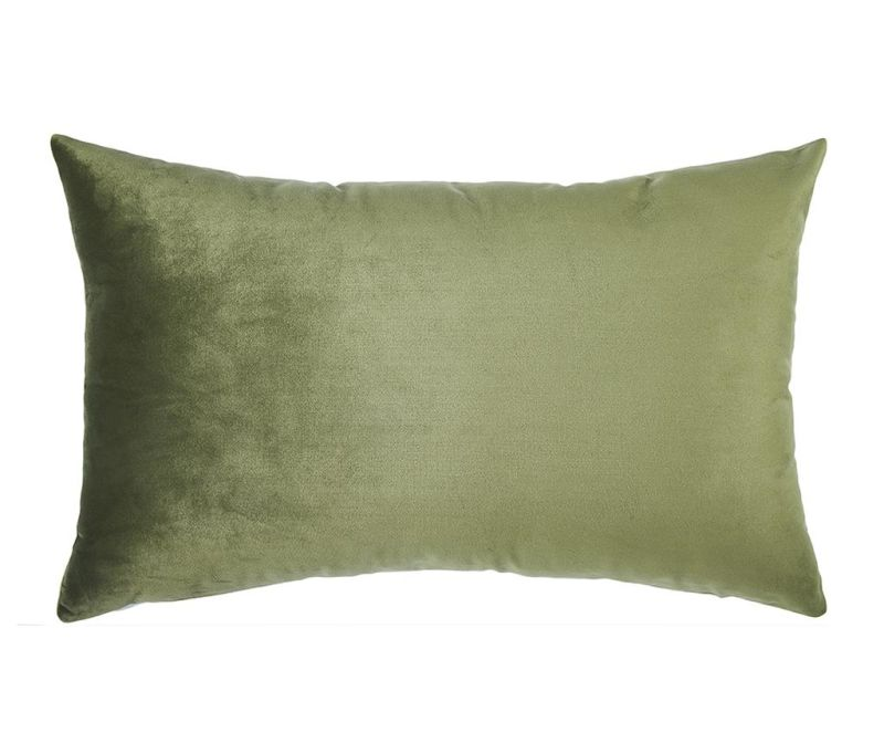 Prevleka za blazino Leafen Olive 36x55 cm