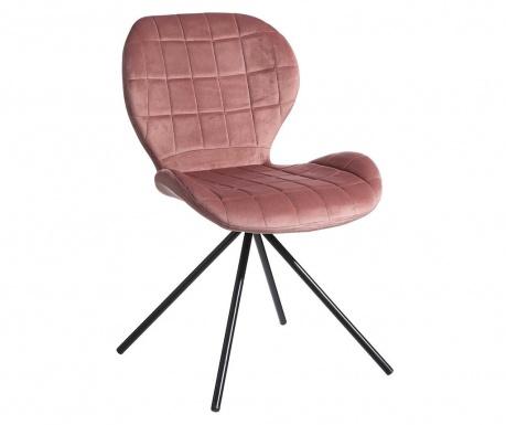 Krzesło Comfy Pink