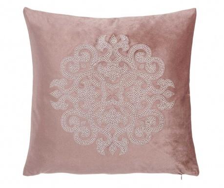 Perna decorativa Glam Rosette Pink 43x43 cm
