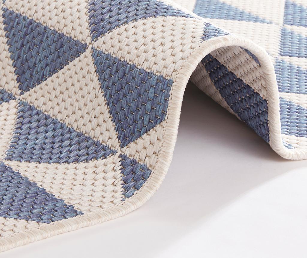 Preproga Tahiti Blue Cream 200x290 cm