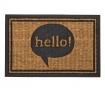 Covoras de intrare Hello Winchester 40x60 cm