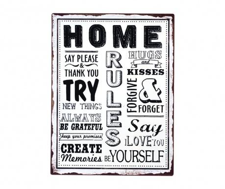 Zidni ukras Home