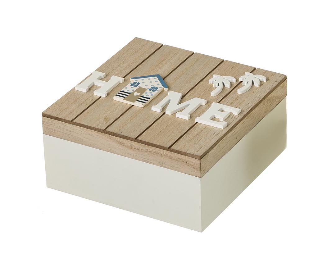 Kutija s poklopcem Home