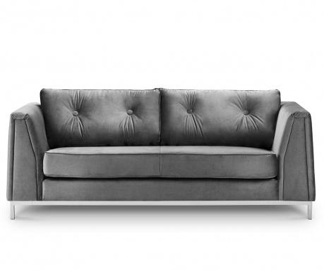 Kauč trosjed Amour Light Grey