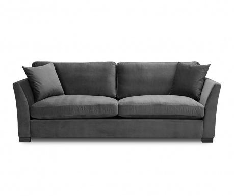 Kauč trosjed Times Dark Grey