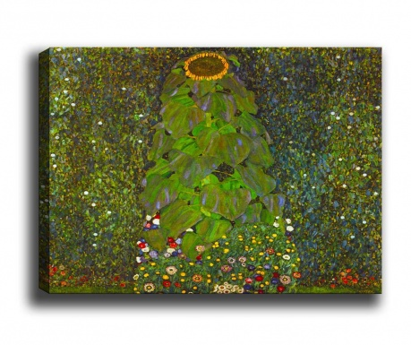 Tablou The Sunflower 70x100 cm