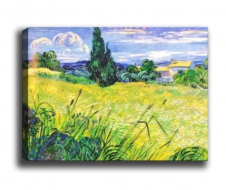 Tablou Green Field 50x70 cm