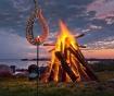 Everett Napelemes lámpa