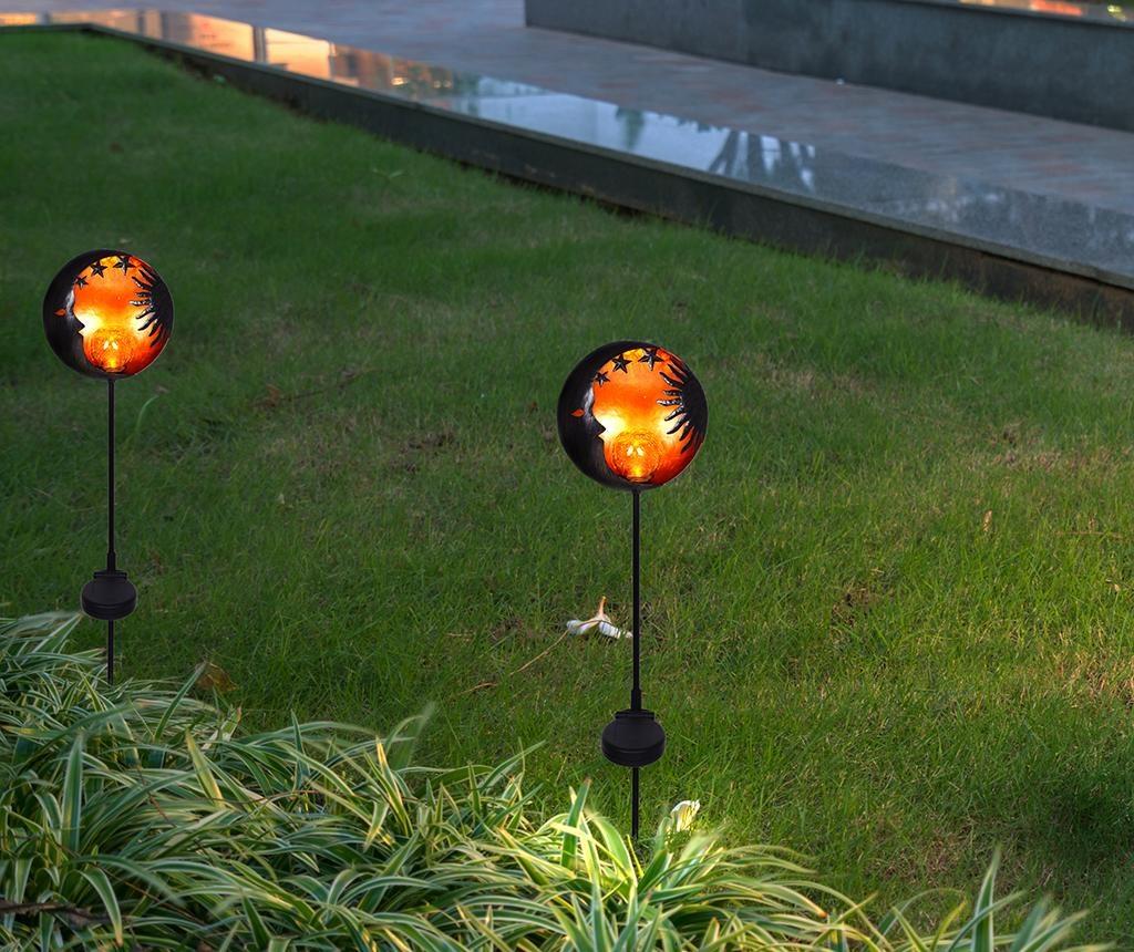 Solární lampa Tyson