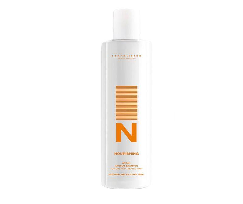Organski šampon za suhu kosu Corpolibero Nourishing 200 ml