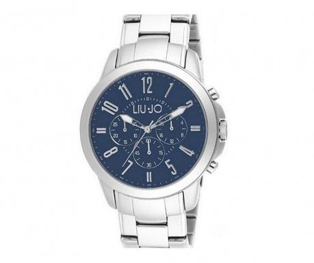 Pánské hodinky LIU JO Jet Silver Blue