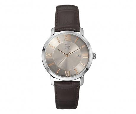 Pánské hodinky Guess Classic Slim Brown