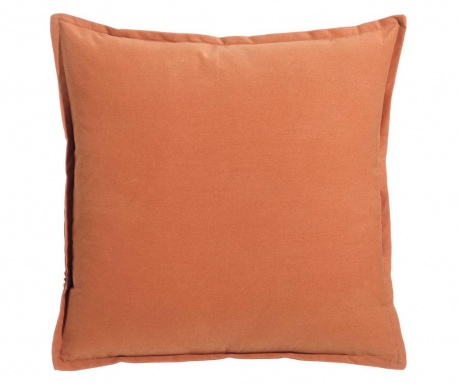 Warm Home Peach Díszpárna 45x45 cm
