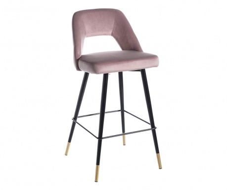 Krzesło barowe Comfy Rose