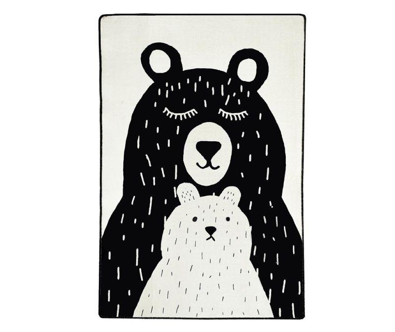 Preproga Bears 100x160 cm