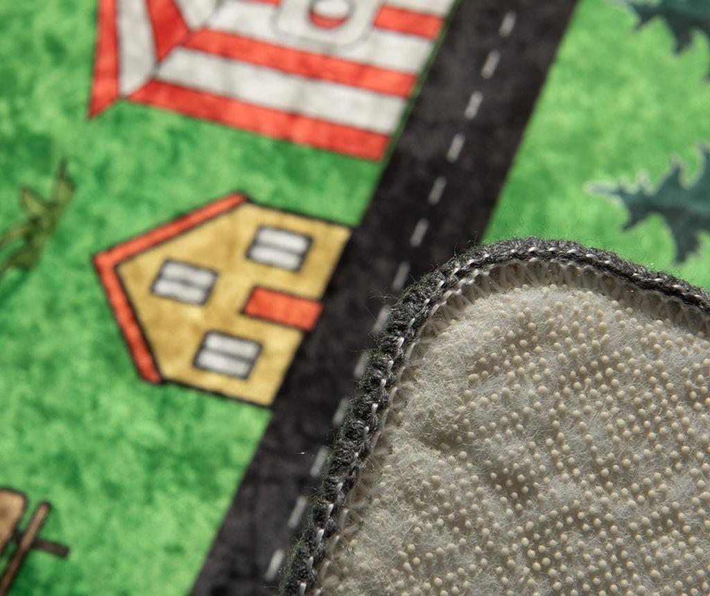 Traffic Játszószőnyeg 100x160 cm