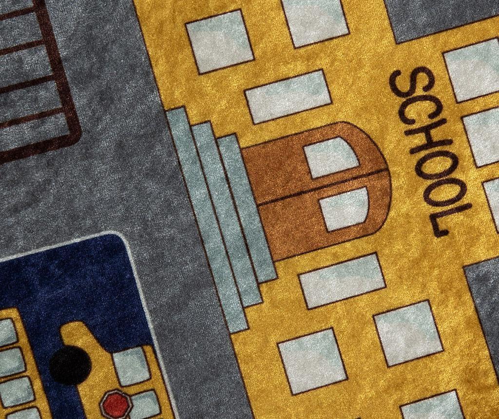 Covor de joaca Small Town 100x160 cm