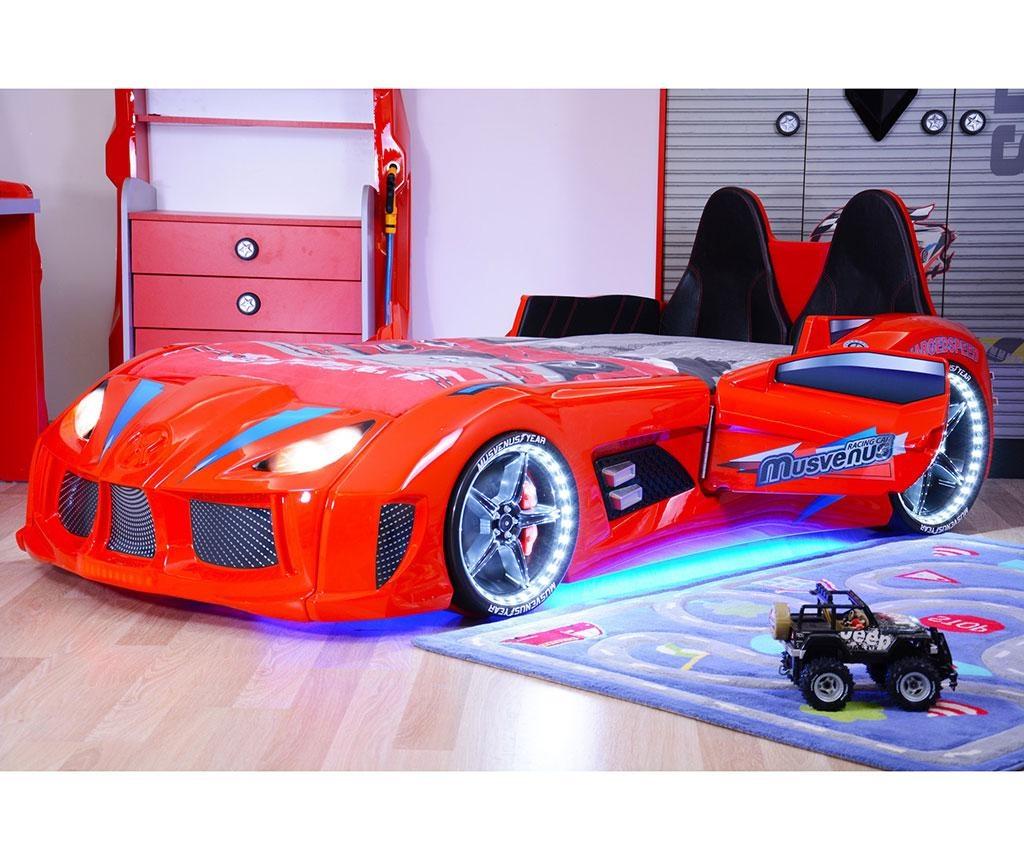 Cadru de pat pentru copii Dream Red