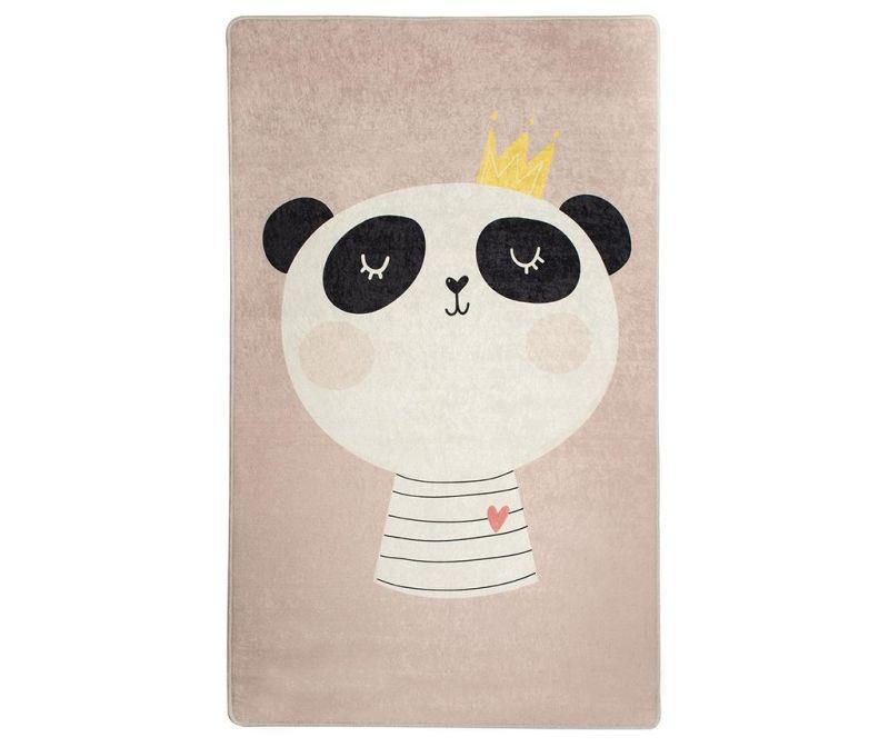 Preproga King Panda 100x160 cm
