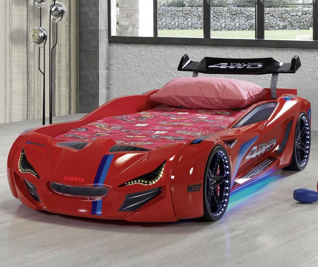 Otroški posteljni okvir Wonder Red