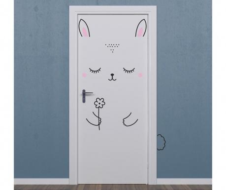 Samolepka Door Face