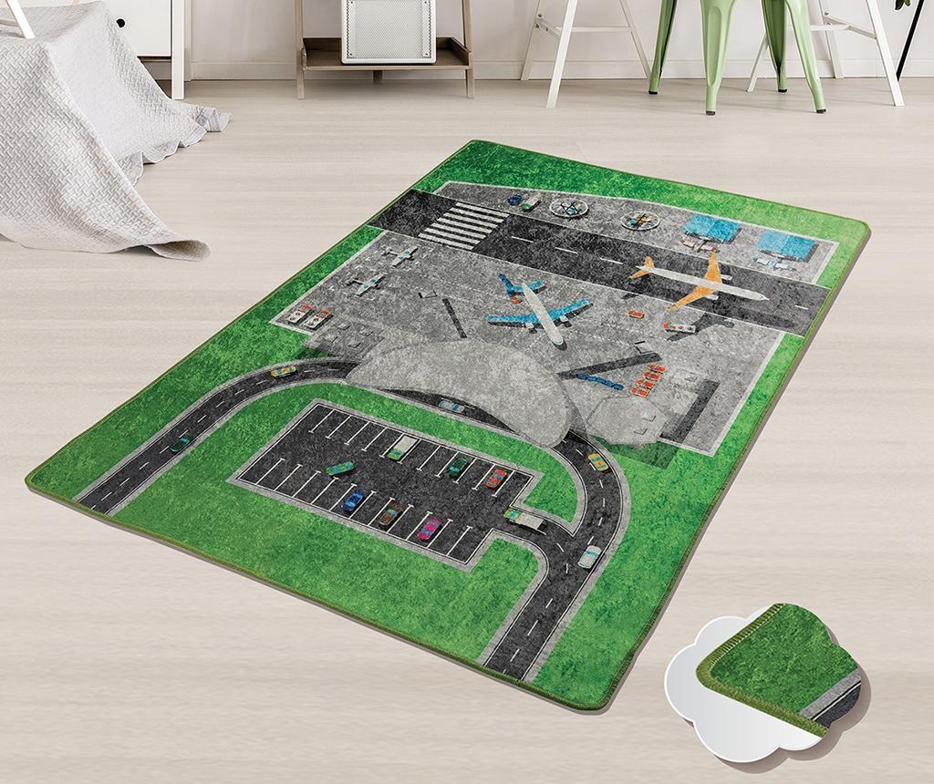 Airport Játszószőnyeg 100x160 cm