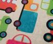 Covor Cars Ecru 100x160 cm