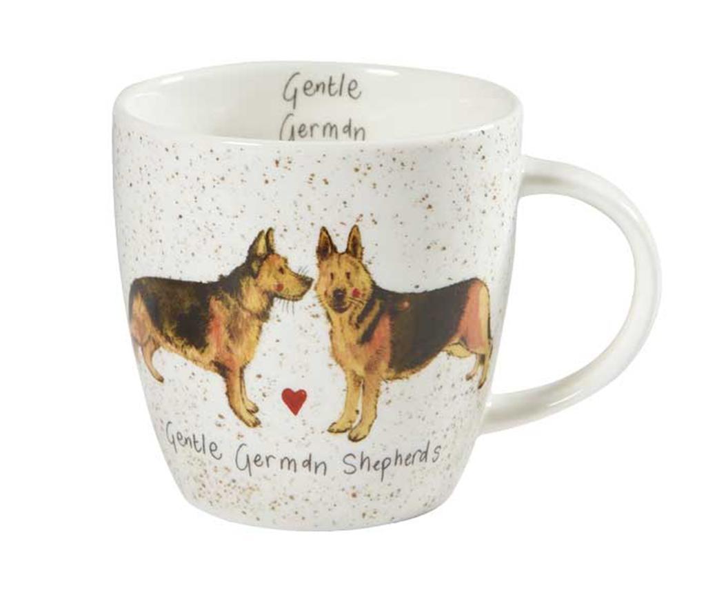 Šalica Gentle German Shepherds 400 ml